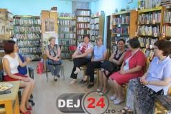 Biblioteca Municipală Dej, gazdă a unei sesiuni de informare ce promovează conceptul de voluntariat în biblioteci – FOTO