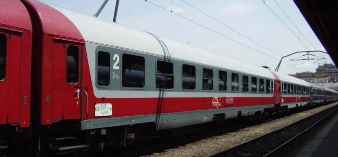 Acțiuni ale polițiștilor pentru siguranța transporturilor feroviare
