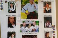Lansare de album Zina Doboș la Centrul Cultural Arta Dej