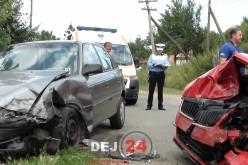 Femeie ÎNSĂRCINATĂ, implicată într-un ACCIDENT petrecut la Fundătura – FOTO/VIDEO
