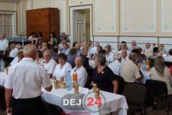 """Celebrarea """"Nunților de Aur"""", la Dej. Cuplurile au fost felicitate de primar – FOTO/VIDEO"""