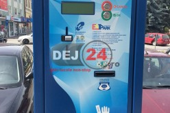 Șoferii din Dej pot plăti, de astăzi, parcarea și prin SMS