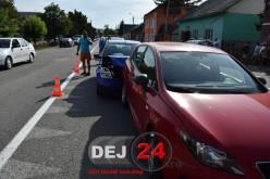 Accident la Reteag. Un copil de 3 ani a fost rănit – FOTO/VIDEO