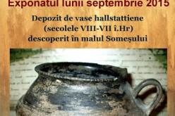 Exponatul lunii septembrie la Muzeul Municipal Dej – FOTO