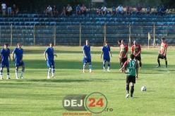 FC Unirea Dej – FC Zalău, sâmbătă după-amiază, pe stadionul din Dej