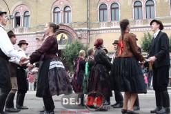 """Festivalul Folcloric """"Szent Istvan"""" a umplut orașul Dej de culoare – FOTO/VIDEO"""