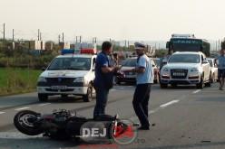 Ziua europeană fără decedaţi în accidente rutiere! Poliţiştii din Cluj se alătură demersului