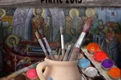 Atelier de creație, la Pintic