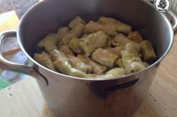 Cercetașii dejeni au gătit sarmale unui grup de cercetași italieni în Gherla – FOTO
