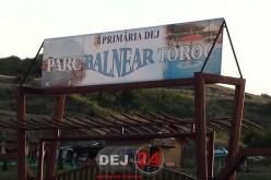 De la baie, la Parcul Balnear Toroc, la Spitalul Municipal Dej