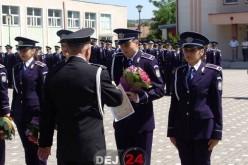 Proaspăt absolvent al Şcolii de Agenţi de Poliţie, repartizat la Secția 5 Poliție Rurală Petru Rareș – FOTO