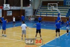 """Cupa Explorări VOLEI MASCULIN – Unirea Dej – """"U"""" Cluj 2-3"""