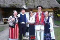 O elevă din Dej a reprezentat cu mândrie județul Cluj la o olimpiadă națională – FOTO