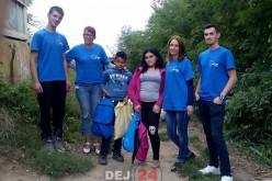 ALDE Dej aduce zâmbete pe feţele copilaşilor din Batin şi Mintiu Gherlii – FOTO