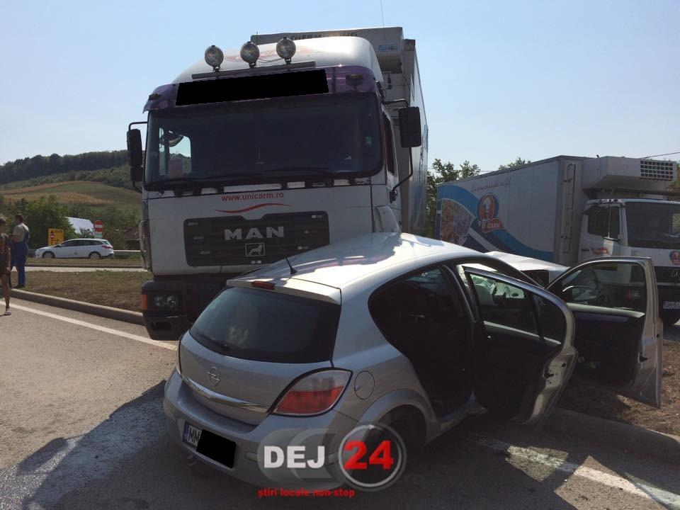 Accident DN1C Bunesti (1)