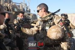 În urma ATENTATULUI de ieri, misiunea militarilor din Dej continuă – MATERIAL AUDIO