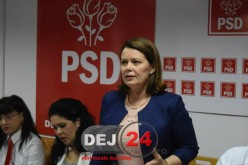 Aurelia Cristea, votată ieri la șefia PSD Cluj. Și-a anunțat oficial și candidatura la Primăria Cluj