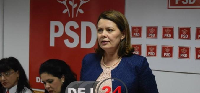 Fostul deputat Aurelia Cristea a demisionat din PSD Cluj după adoptarea OUG privind codurile penale