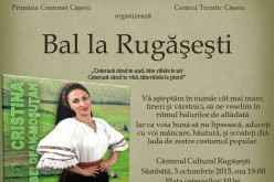 Un nou BAL la Rugășești. Invitat special – Cristina Beldean Moșuțan