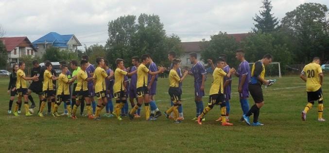 FOTBAL: CFR Dej a pierdut meciul cu Armenopolis Gherla. Scor final, 2-4