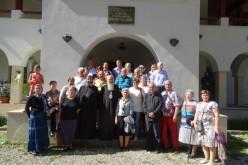 Emoțiile studenției, rememorate de Înaltpresfințitul Andrei la Mănăstirea Nicula – FOTO