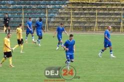 CRONICĂ. FC Unirea Dej – CS Oșorhei 3-2. Experimentații Bălțoi și Nalați aduc prima victorie a dejenilor – FOTO/VIDEO