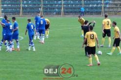 Victorie pentru Unirea Dej. Dejenii s-au impus cu scorul de 2-0 împotriva CS Oșorhei