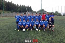 FC UNIREA Dej Juniori C a debutat cu o victorie în noul sezon împotriva ACS Viitorul Cluj Junior – FOTO