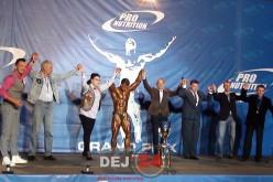 A opta ediție a Grand Prix Pro Nutrition are loc în septembrie la Dej