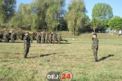 """Militarii din Dej iau parte, în aceste zile, la exercițiul """"Someș 15"""" – FOTO"""