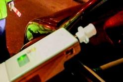 Beat la volan, pe străzile din Dej. Mai mult, conducătorul auto avea și permisul suspendat