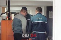 Bărbat prins LA FURAT într-un SUPERMARKET din Dej – FOTO/VIDEO