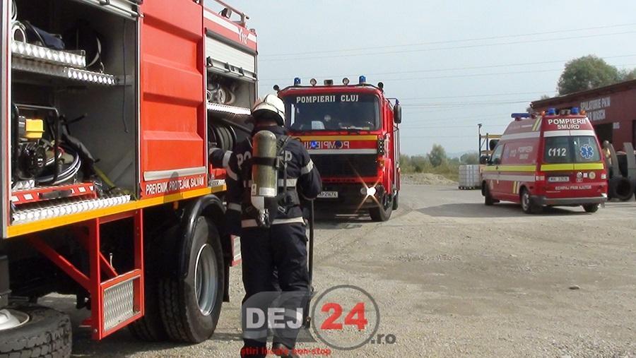 incendiu pompieri SMURD (2)