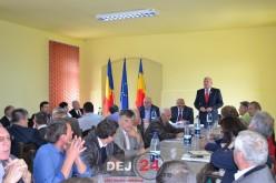 Întâlnire și discuții pentru dezvoltarea economică şi socială a Colegiului 6 – FOTO