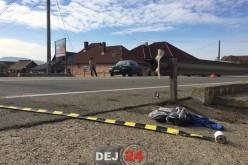 ACCIDENT MORTAL la Uriu. O mașină care circula dinspre Dej a izbit în plin un minor – FOTO/VIDEO