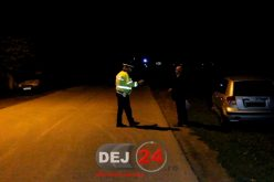 Șofer din Dej prins băut la volan prin Uriu