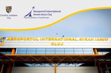Aeroportul Internațional Cluj va avea parking auto etajat, cu aproape 1500 de locuri