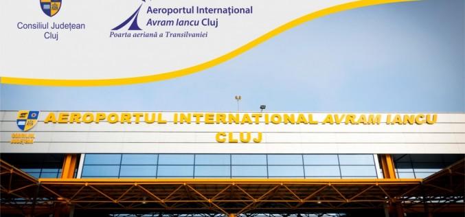 Traficul de pasageri, în creștere pe Aeroportul Internațional Cluj. În primele 3 luni, peste jumătate de milion de oameni au trecut pragul
