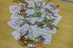 CS Vulturii Dej, multiple medalii la Cupa României la Taekwon-do ITF și WTF – FOTO