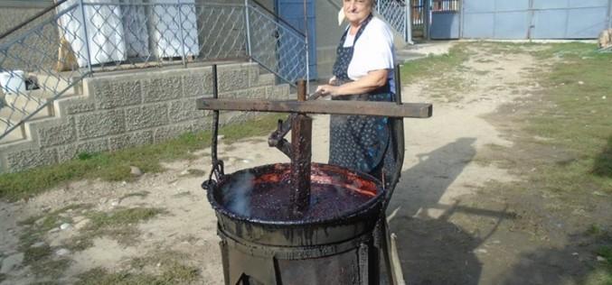 La făcut de silvoiță în Chiuiești. Rețetă tradițională și 100% naturală – FOTO