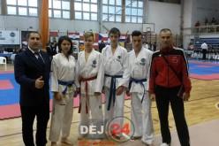 Rezultate excelente obținute de sportivii CS Vulturii Dej în Ungaria – FOTO/VIDEO