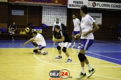LIVE CS UNIREA Dej – CVM TOMIS Constanța 2-3 – FOTO/VIDEO (VOLEI)