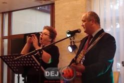 """Seară de muzică folk la Dej, organizată de Asociația """"Porți către suflet"""" – FOTO/VIDEO"""