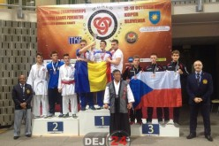 CE MÂNDRIE! Dorin Pănescu din Dej este CAMPION MONDIAL la karate! S-a întors cu 4 medalii
