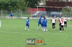 FC Unirea Dej – AFC Odorheiu Secuiesc 0-0. Gazdele au controlat meciul – FOTO/VIDEO
