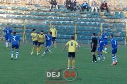 FC Unirea Dej, învinsă greu de CSM Sighetu Marmației. Moment de reculegere după tragedia din București – FOTO/VIDEO