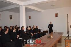 Invitat de seamă la ședința lunară a Protopopiatului Ortodox Dej – FOTO
