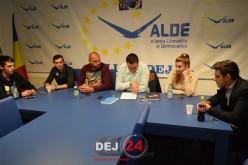 Prima ședință TLDE a avut loc astăzi, la Dej. S-au conturat planurile de viitor ale organizației – FOTO