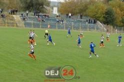 FC Unirea Dej – CSM Sighetu Marmației, mâine, pe stadionul din Dej