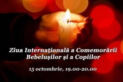 Ziua internațională a comemorării bebelușilor și a copiilor, la Dej